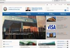 Mərkəzi Bankının www.nba.az ünvanlı İnternet saytının Monitorinqinin yekunu (icmalı)