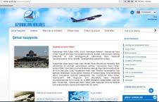 Hava Yolları (QSC) –nin www.azal.az domen adlı İnternet saytının fəaliyyətinin təkmilləşdirilməsi ilə bağlı TÖVSİYYƏLƏR