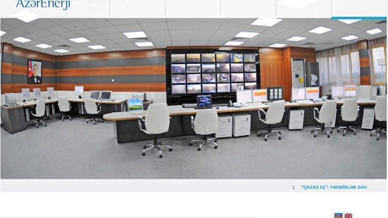 Azərbaycan Respublikası Azərenerji ASC-nin www.azerenerji.gov.az domen adlı İnternet saytının monitorinqinin yekunu /İCMAL/